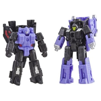 Transformers Generations War for Cybertron: Siege Micromaster WFC-S5 Decepticon Air Strike Patrol 2-pack Action Figure Toys