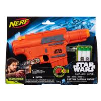 Star Wars Rogue One Nerf Captain Cassian Andor Blaster