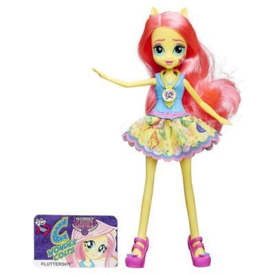 My Little Pony Equestria Girls Fluttershy Friendship Games Doll