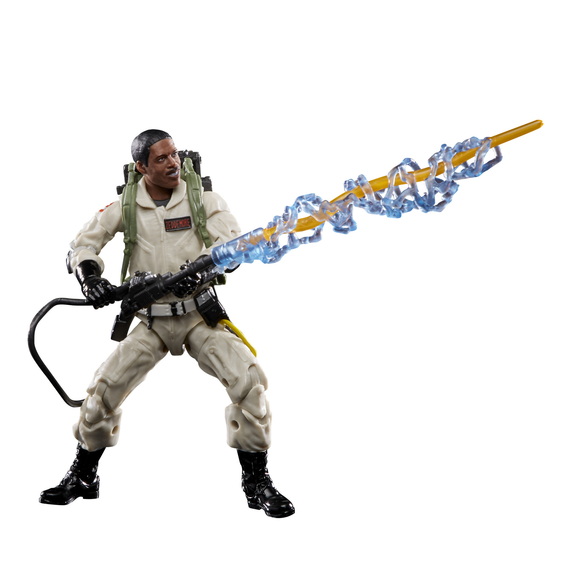 Ghostbusters Plasma Series Winston Zeddemore Toy 6-Inch-Scale Collectible Classic 1984 Ghostbusters Figure, Kids Ages 4 and Up