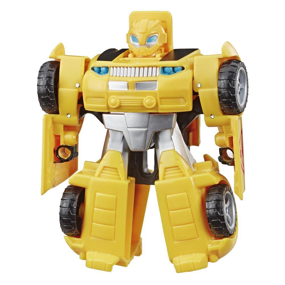 Playskool Heroes Transformers Rescue Bots Academy Bumblebee