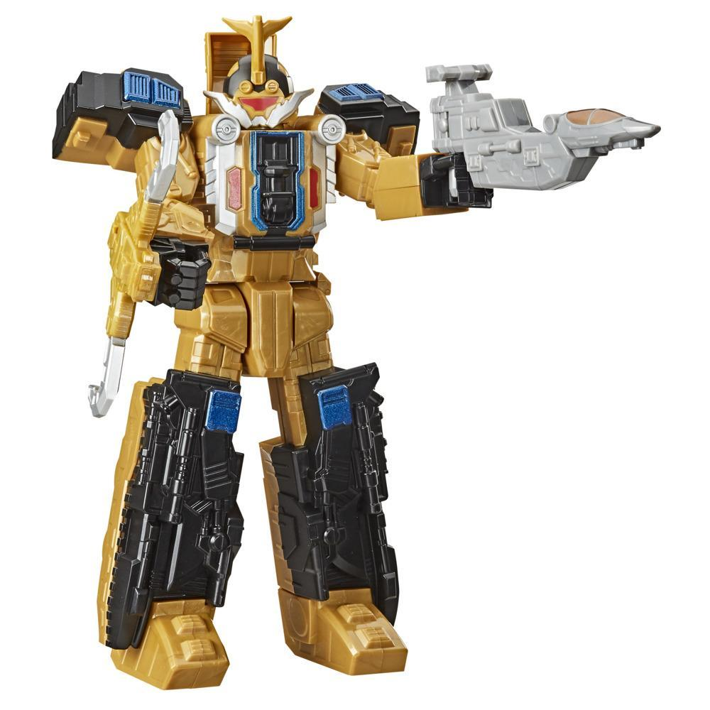 Power Rangers Beast Morphers Beast Wrecker Zord 10-Inch Action Figure Toy Inspired by Power Rangers TV Show