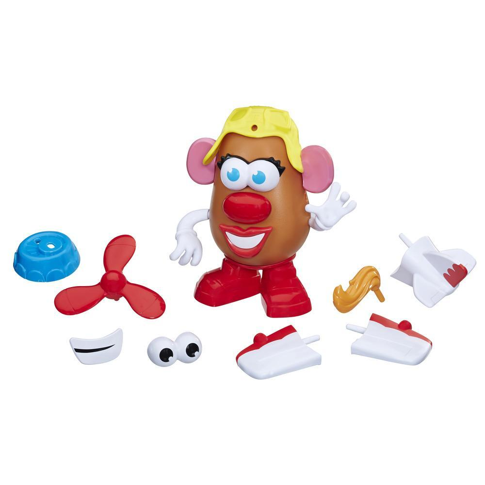 Playskool Friends Mr. Potato Head Fryin' High Airplane