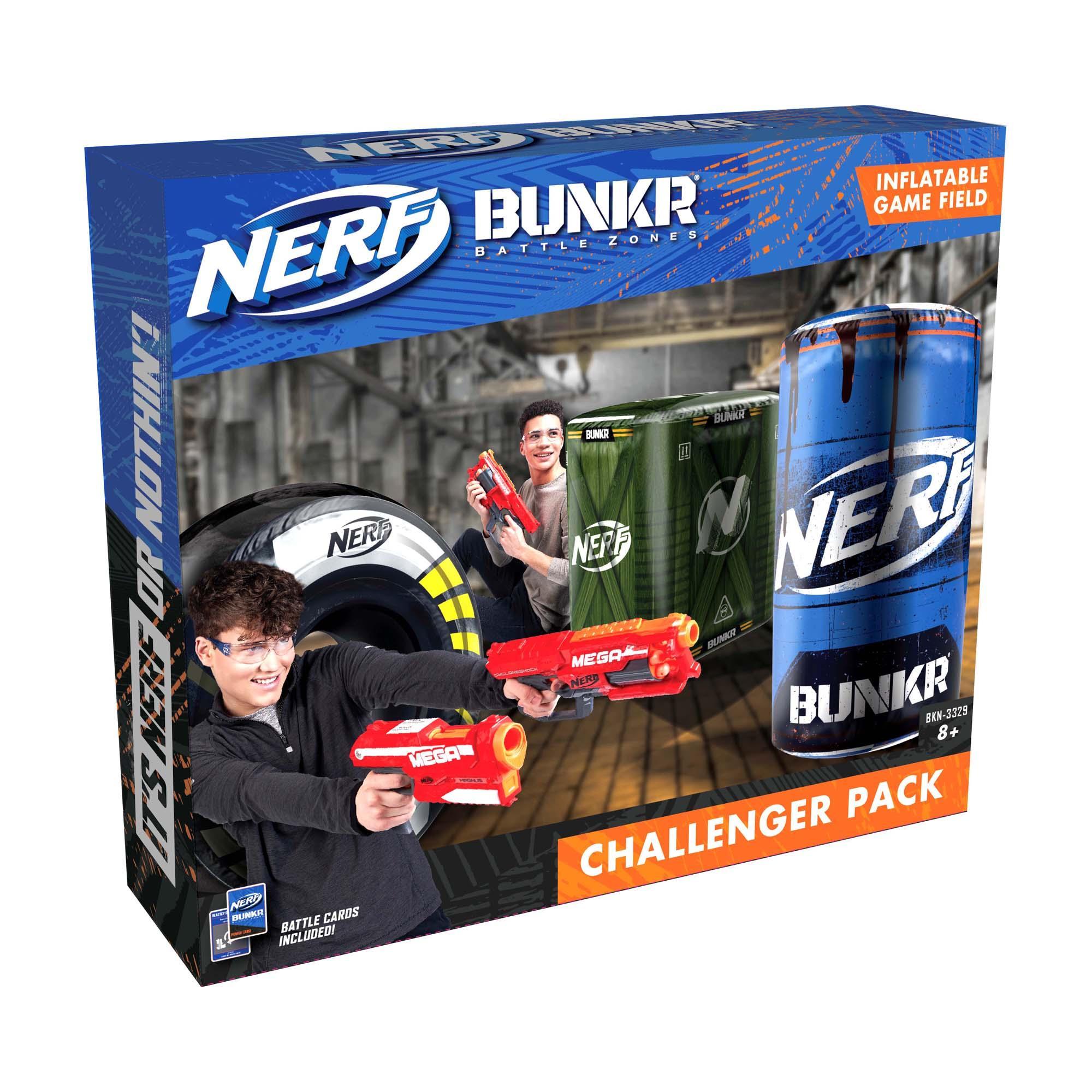 Nerf Bunkr Challenger Pack