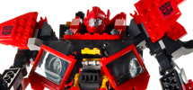 KRE-O TRANSFORMERS SENTINEL PRIME Construction Set