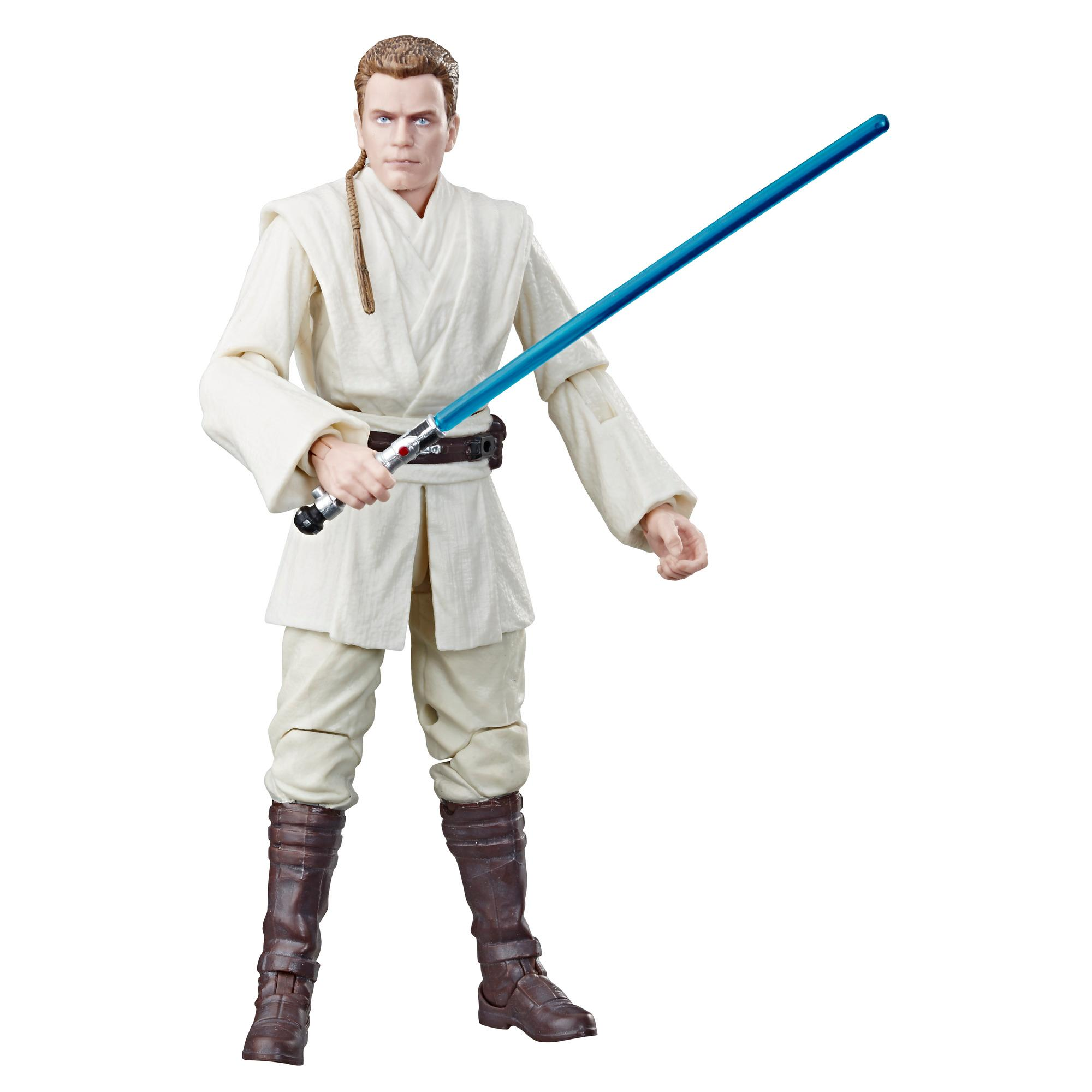 Star Wars The Black Series Star Wars Episode 1: The Phantom Menace 6-Inch-Scale Obi-Wan Kenobi Figure