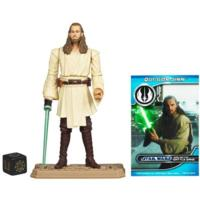 STAR WARS Movie Heroes QUI-GON JINN Figure