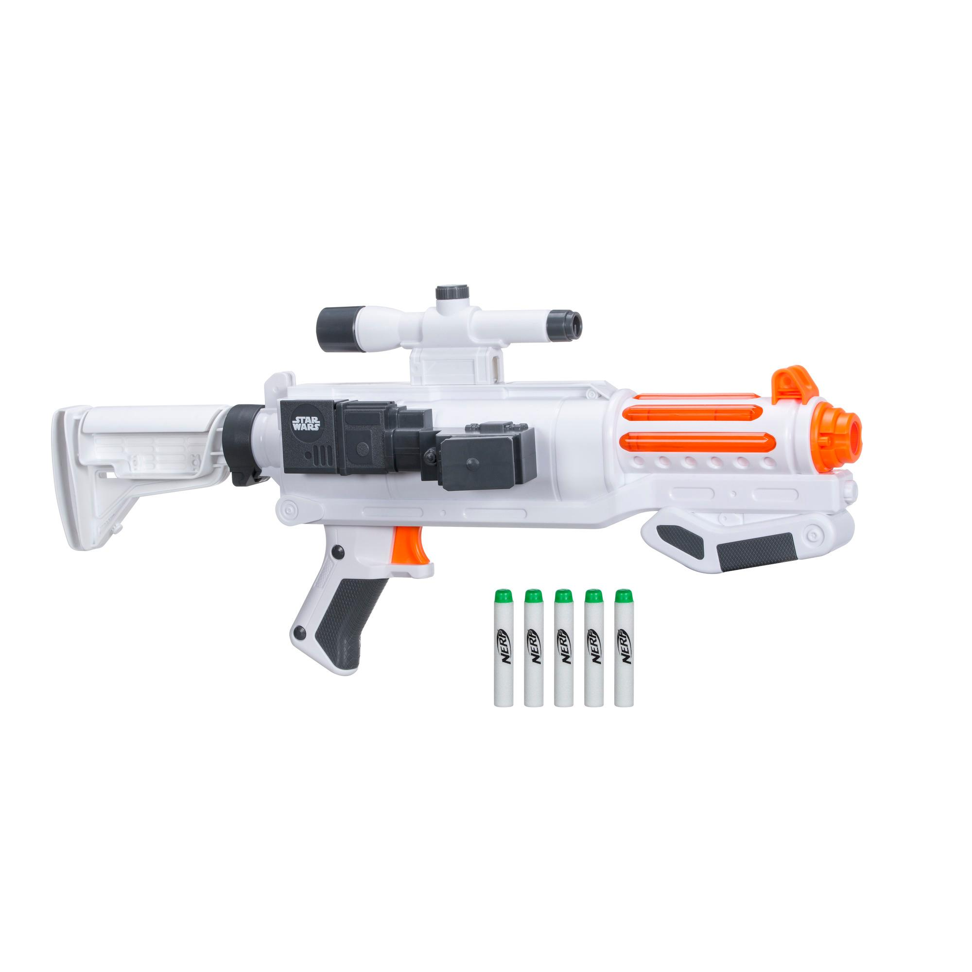 Star Wars Nerf Captain Phasma Blaster