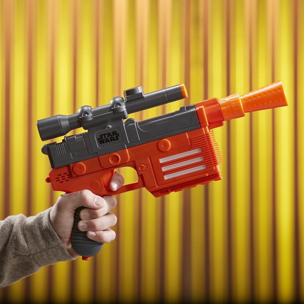 Star Wars Nerf Han Solo Blaster