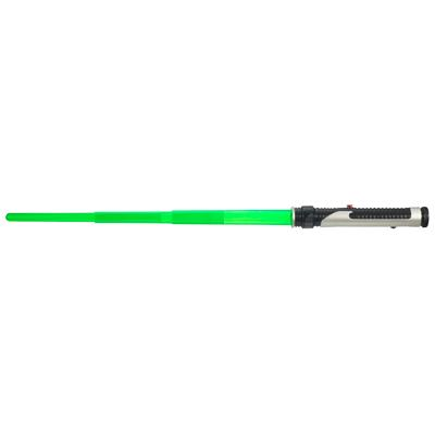 STAR WARS FORCE TECH QUI GON-JINN ELECTRONIC LIGHTSABER