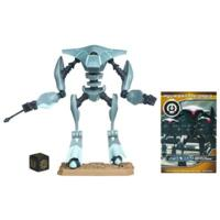 STAR WARS THE CLONE WARS AQUA DROID Figure