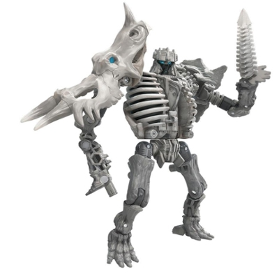 Transformers Toys Generations War for Cybertron: Kingdom Deluxe WFC-K15 Ractonite Action Figure - 8 and Up, 5.5-inch