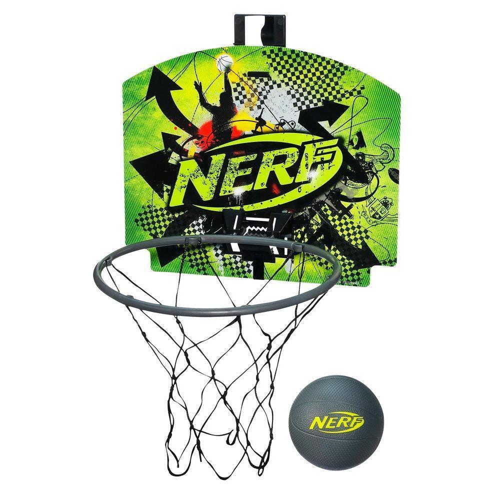 Nerf N-Sports Nerfoop Set (Green)