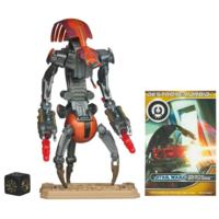 STAR WARS Movie Heroes DESTROYER DROID Figure