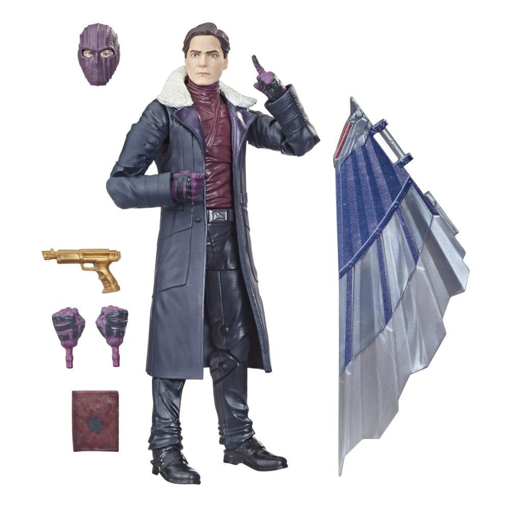 Hasbro Marvel Legends Series Avengers 6-inch Action Figure Toy Baron Zemo, For Kids Age 4 and Up