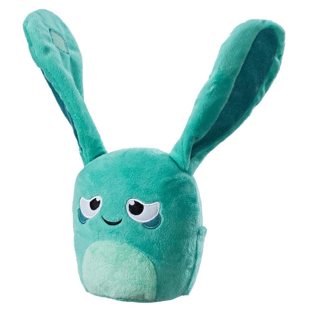 Hanazuki Hemka Plush Green Mellow