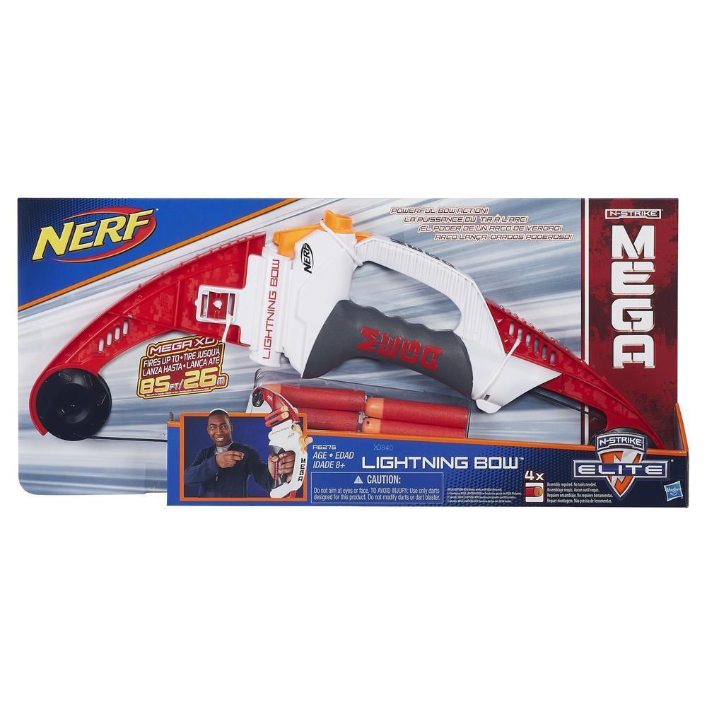 Nerf N-Strike Elite Mega Lightning Bow