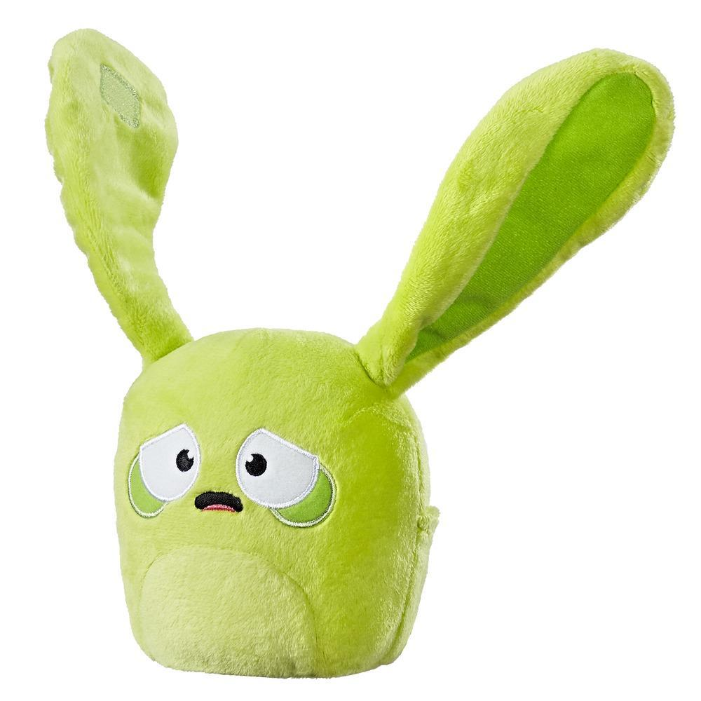 Hanazuki Hemka Plush Lime-Green Scared