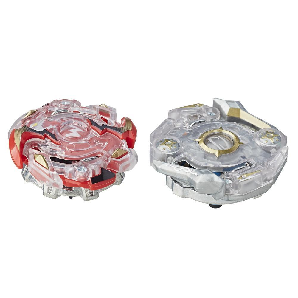 Beyblade Burst Dual Pack Wyvron W2 and Odax O2