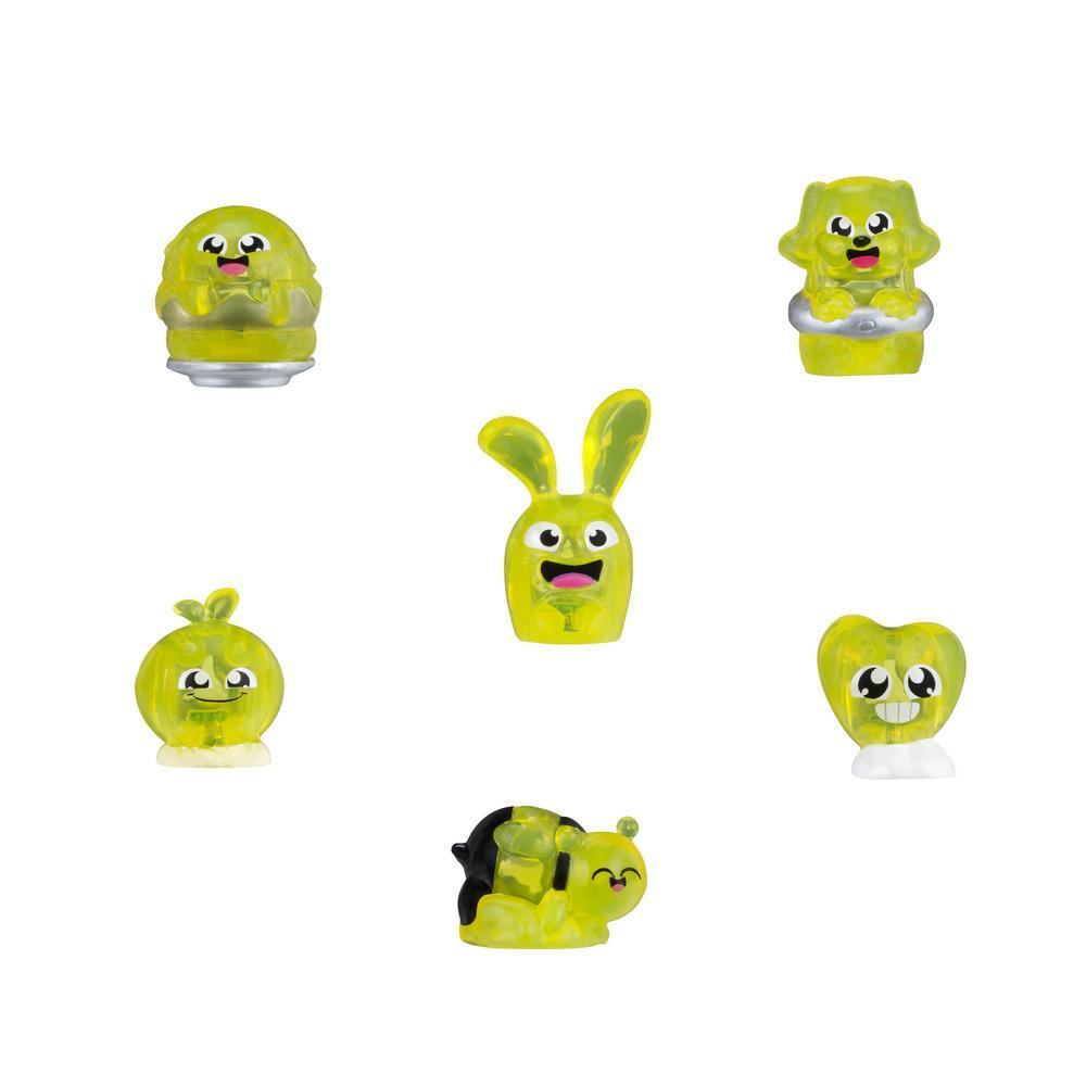 Hanazuki Treasure 6-Pack Yellow Happy (Collection 1)