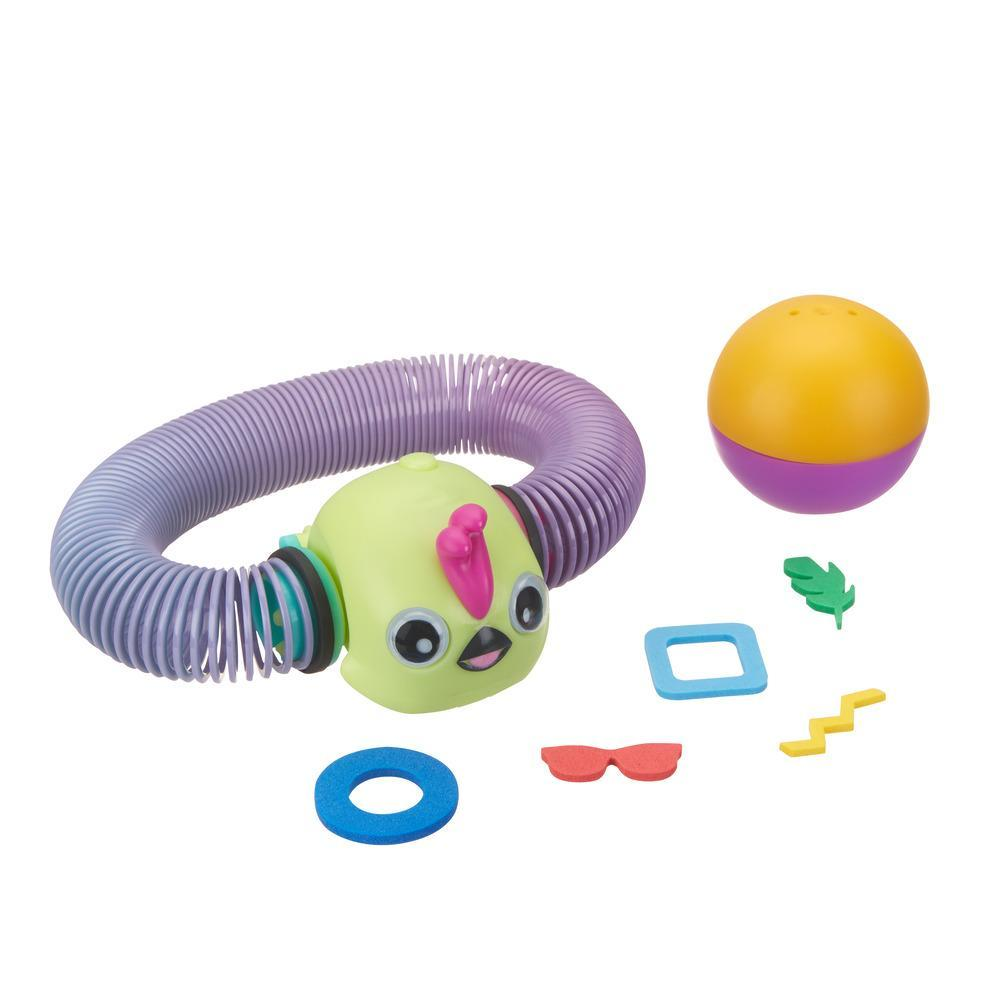 Zoops Electronic Twisting Zooming Climbing Toy Party Cockatoo Pet Toy For Kids 5 And Up