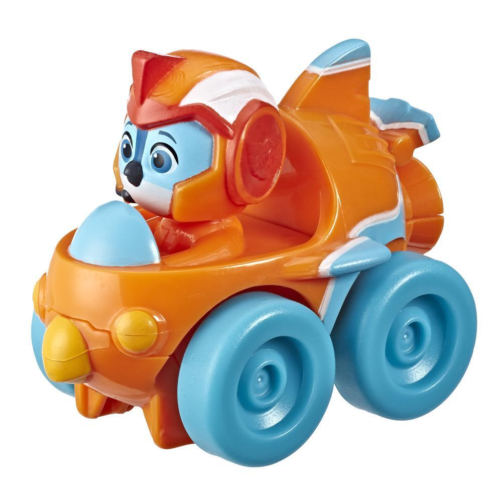 Top Wing Swift Mini Racer Figure with Attached Vehicle