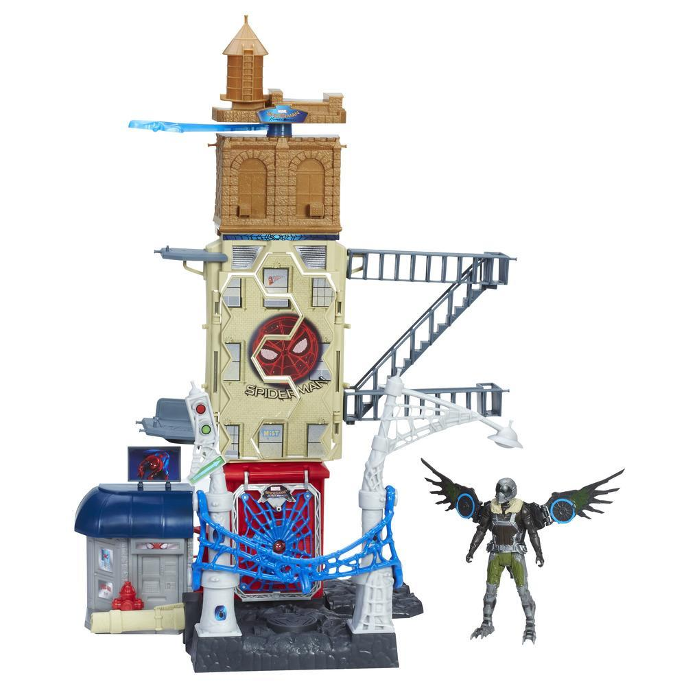 Spider-Man: Homecoming Marvel's Vulture Attack Set