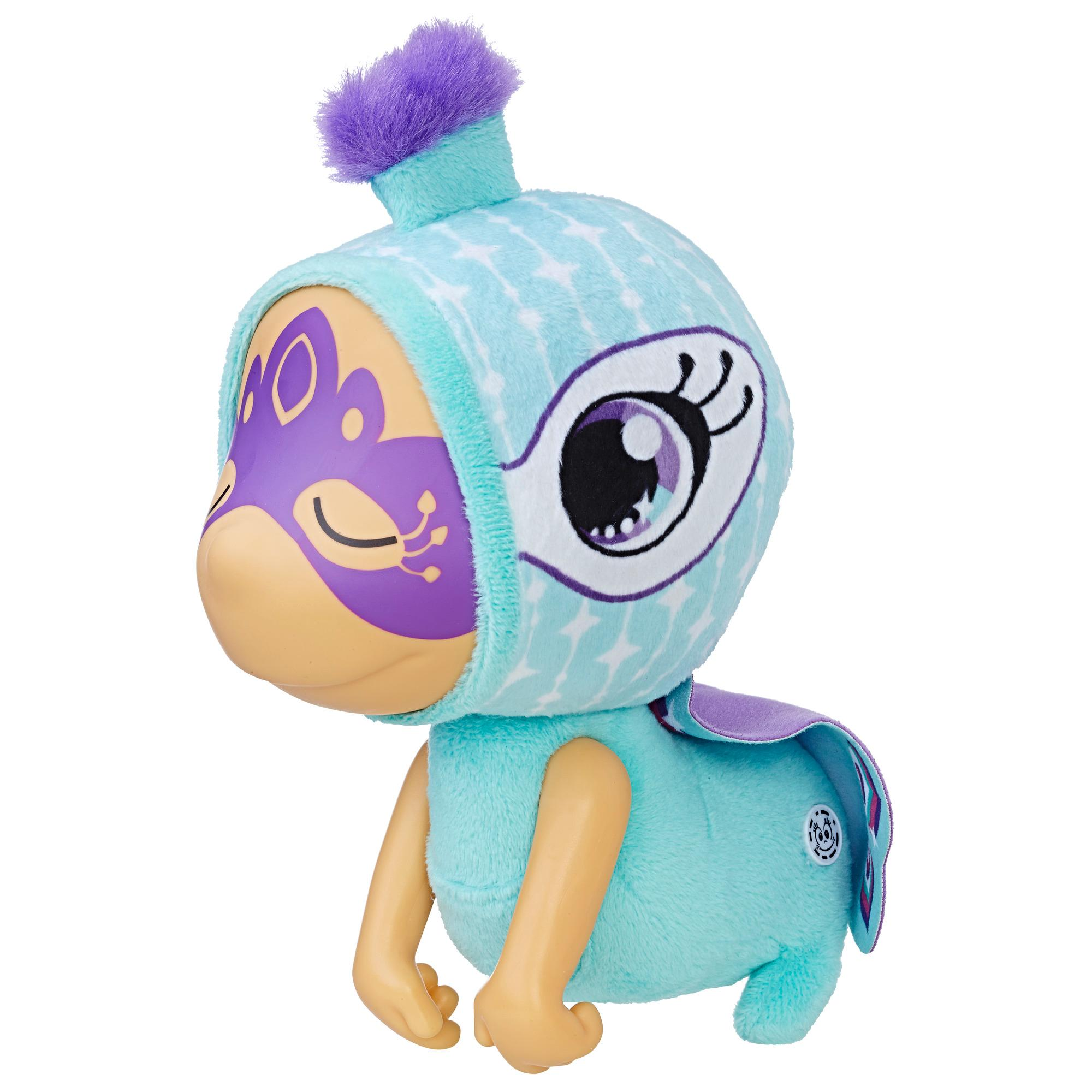 Hanazuki Little Dreamer Plush (Peacock)
