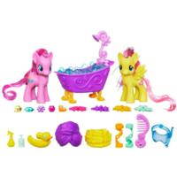 MY LITTLE PONY PINKIE PIE & FLUTTERSHY CRYSTAL SPARKLE BATH Set