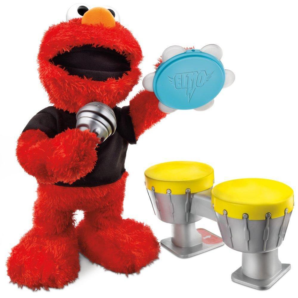 SESAME STREET PLAYSKOOL LET'S ROCK! Elmo