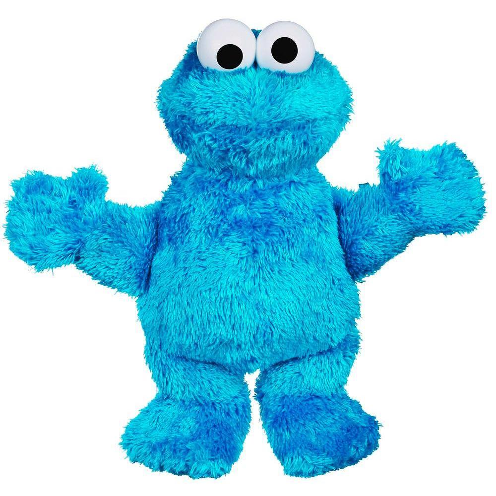 PLAYSKOOL SESAME STREET SQUEEZE-A-SONG Cookie Monster