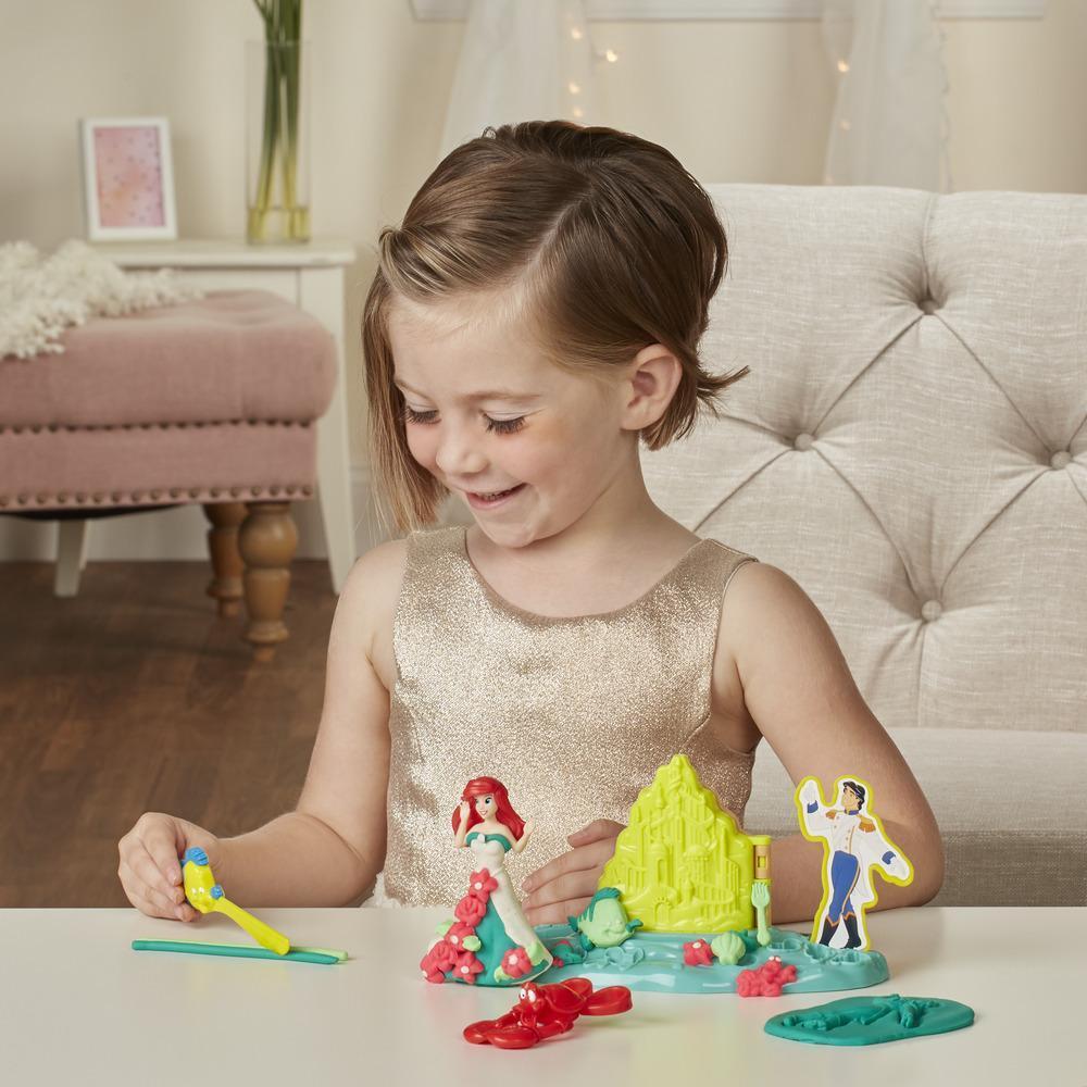 Play-Doh Disney Princess Undersea Wedding with Ariel