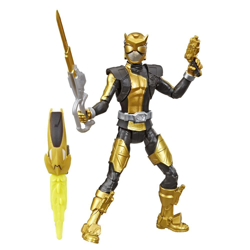 Power Rangers Beast Morphers Gold Ranger
