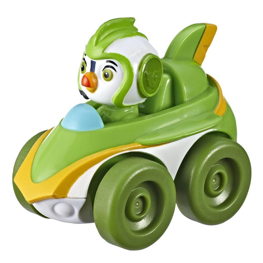 Top Wing Brody Mini Racer Figure with Attached Vehicle