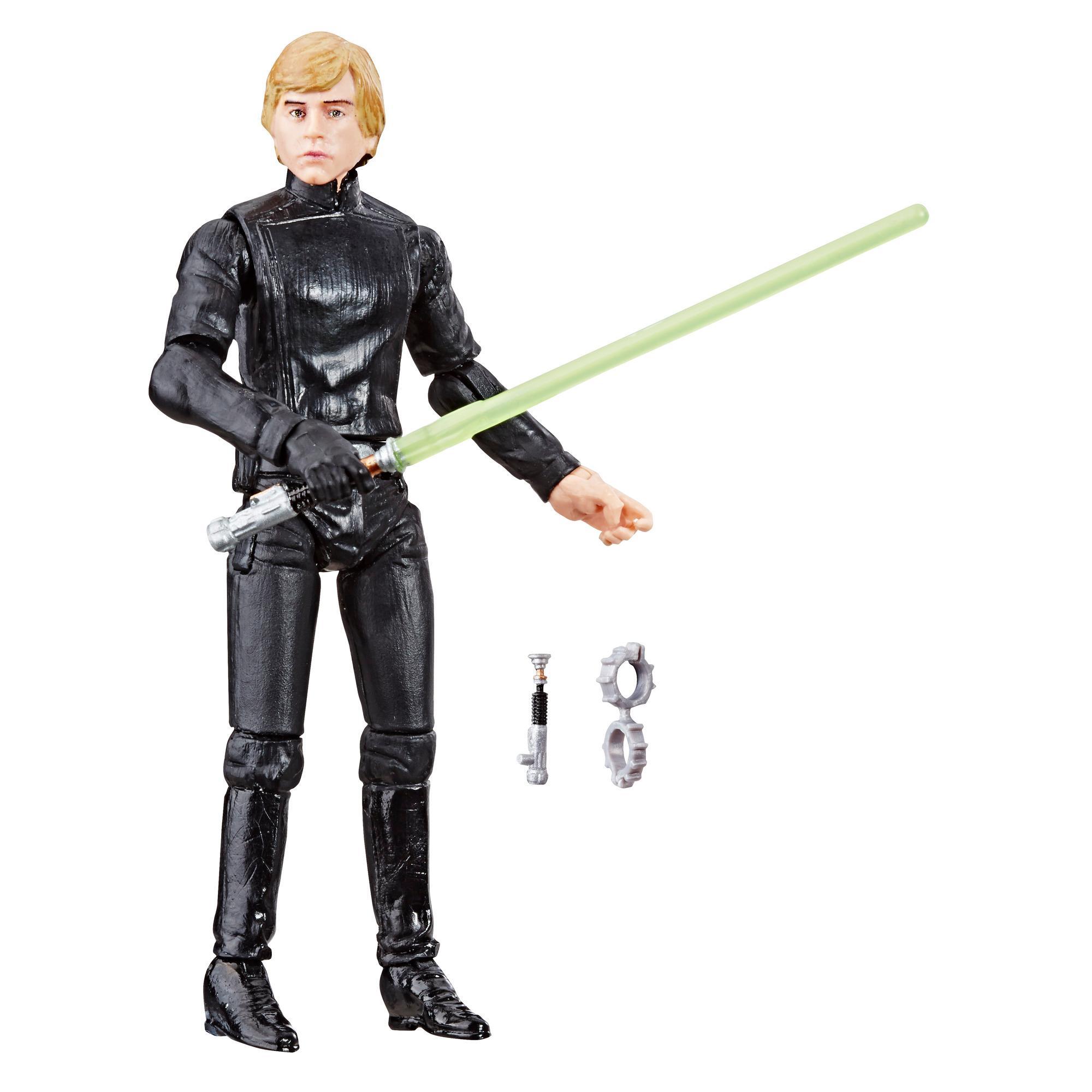 Star Wars The Vintage Collection Star Wars: Return of the Jedi Luke Skywalker (Endor) 3.75-inch Figure