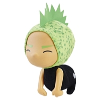 Hanazuki Little Dreamer Plush Punk