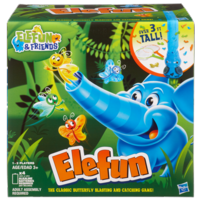 ELEFUN & FRIENDS ELEFUN Game