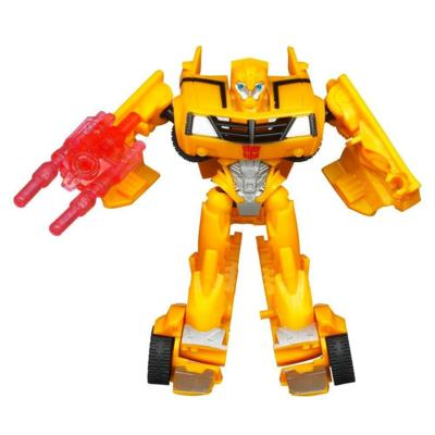 TRANSFORMERS PRIME CYBERVERSE COMMAND YOUR WORLD Legion Class BUMBLEBEE Intelligence Specialist Figure