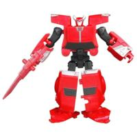 TRANSFORMERS PRIME CYBERVERSE COMMAND YOUR WORLD Legion Class CLIFFJUMPER AUTOBOT Commando Figure