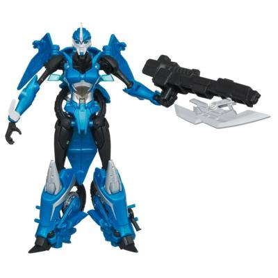 TRANSFORMERS PRIME ROBOTS IN DISGUISE Deluxe Class Series 1 ARCEE Figure
