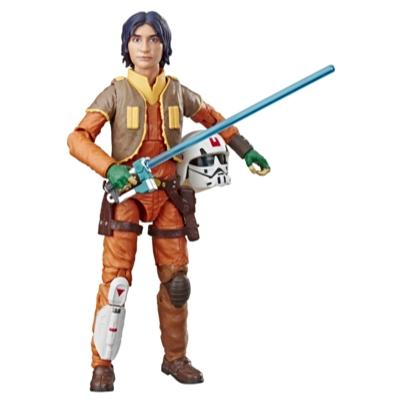 Star Wars The Black Series Star Wars: Rebels 6-Inch-Scale Ezra Bridger Figure