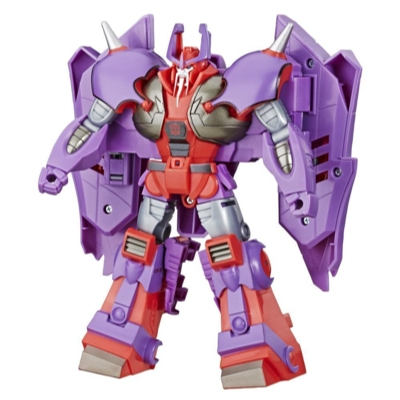 Transformers Toys Cyberverse Action Attackers Ultra Class Alpha Trion Action Figure - Repeatable Laser Beam Blast Action Attack - For Kids Age 6 and Up, 7.5-inch Product