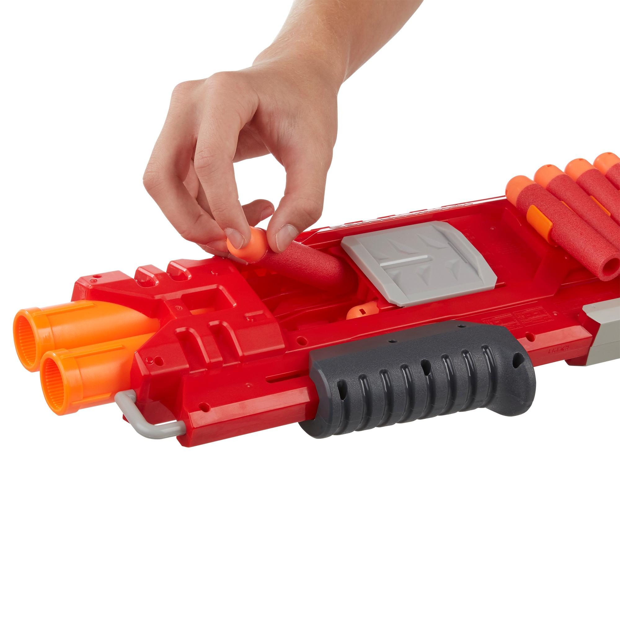 Nerf N-Strike Elite DoubleBreach Blaster