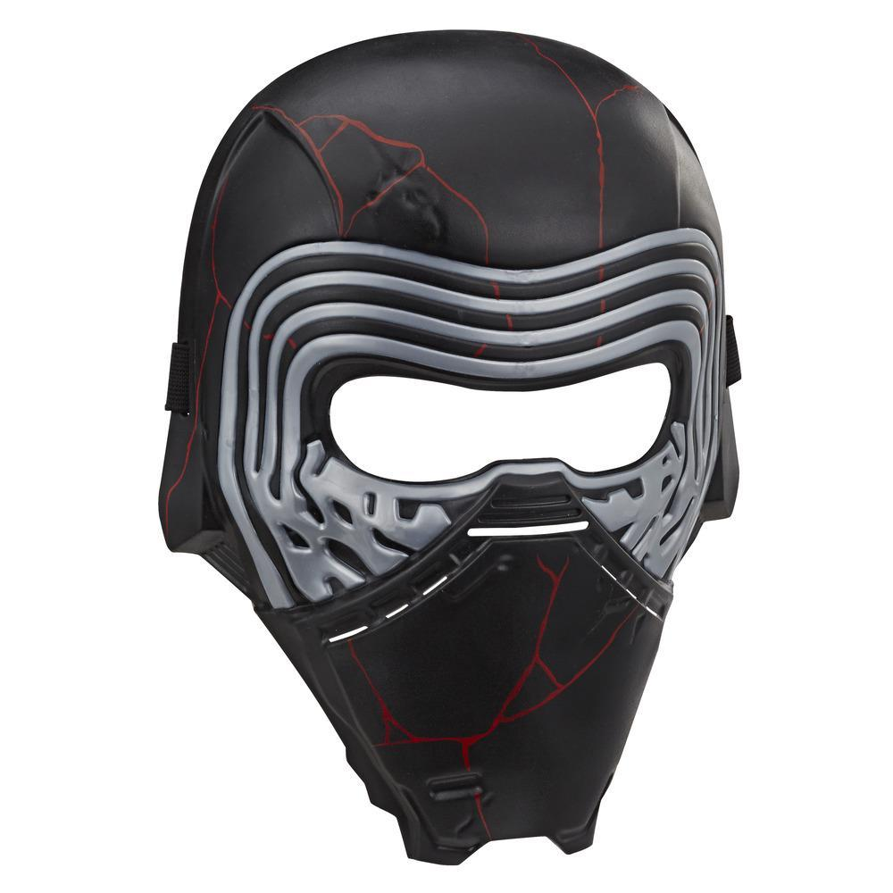 Star Wars Kylo Ren Mask for Kids Roleplay and Costume Dress Up, Star Wars: The Rise of Skywalker, Kids Ages 5 and Up