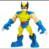 Playskool Heroes Marvel Super Hero Adventures Wolverine Figure