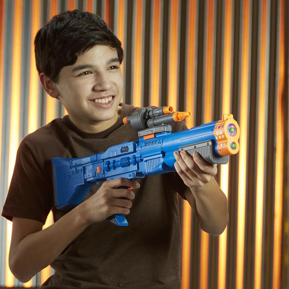 Star Wars Nerf Chewbacca Blaster