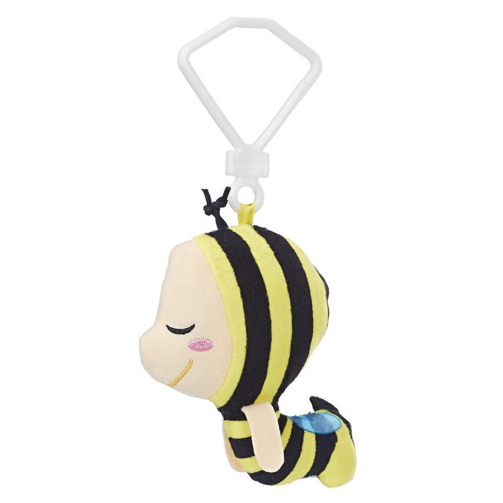 Hanazuki Little Dreamer Clip Plush (Bee Pajamas)