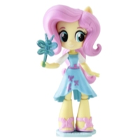 My Little Pony Equestria Girls Theme Park Collection Fluttershy