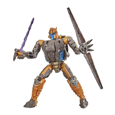 Transformers Toys Generations War for Cybertron: Kingdom Voyager WFC-K18 Dinobot Action Figure - 8 and Up, 7-inch Product