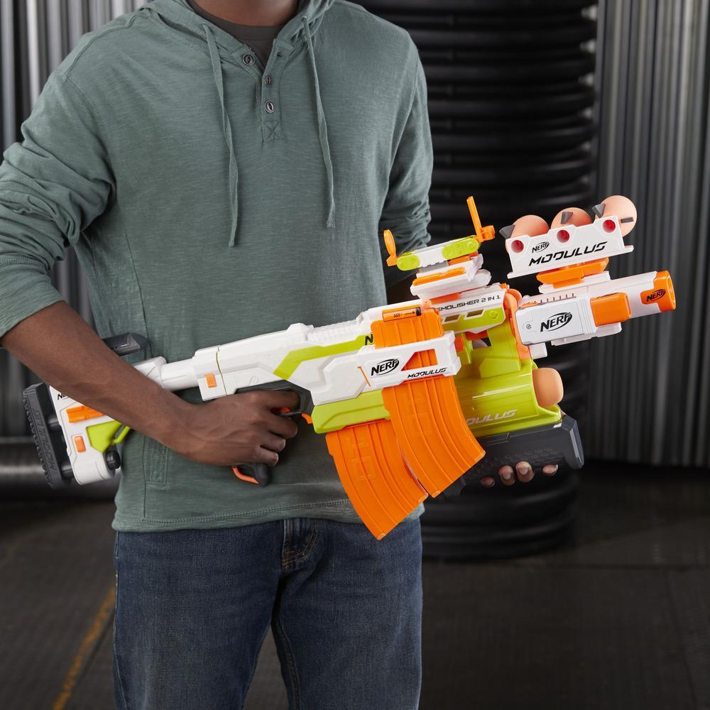 Nerf Modulus Ultimate Customizer Pack